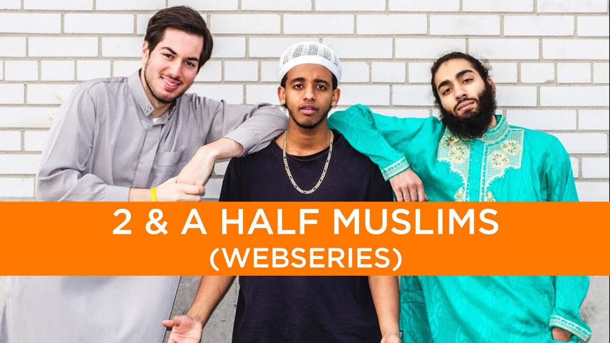 2 and a Half Muslim Series